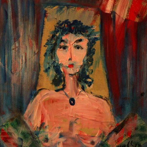 Nur Esen - Aynadaki Kadın