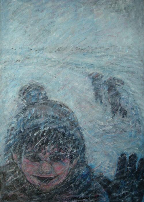 Nur Esen - Dışarıda Kar Var