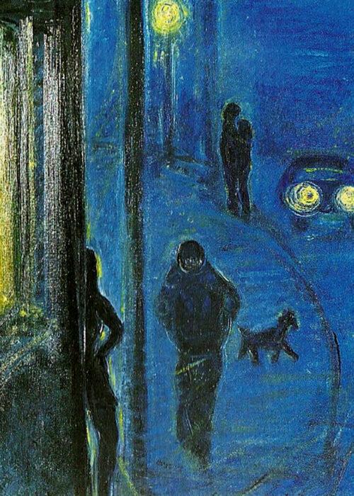 Nur Esen - Geceleyin Bir Sokak