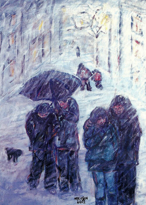 Nur Esen - Her Yerde Kar Var