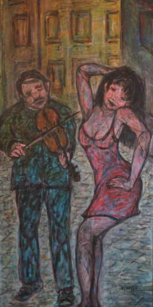 Nur Esen - Roman Dansı