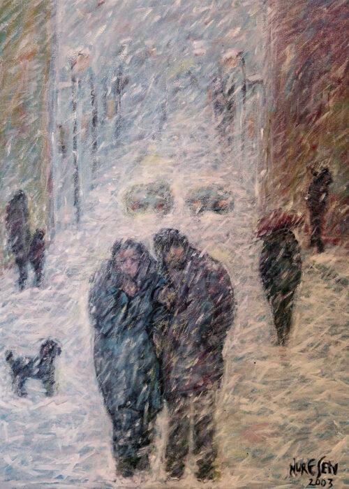 Nur Esen - Soğuk Bir Gün