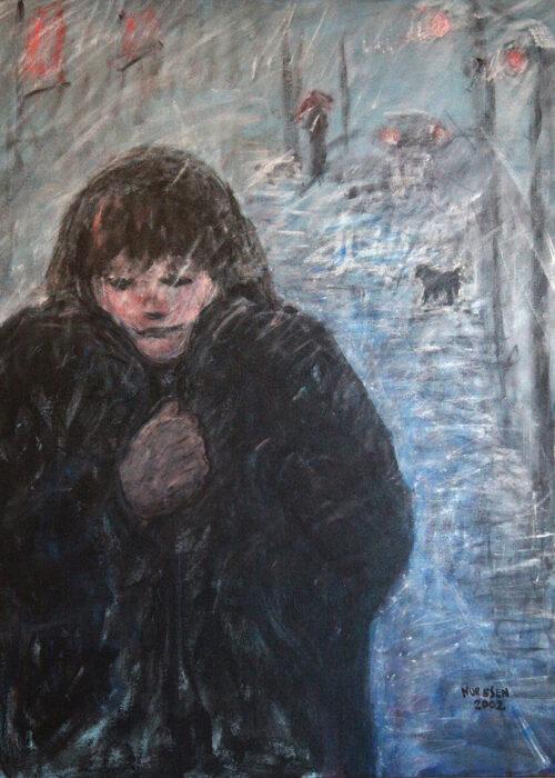 Nur Esen - Soğuk Bir Kış Günü