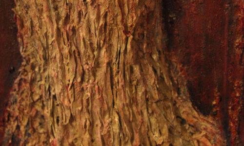 Nur Esen - Tuval Üzerinde Kadın Heykeli 2