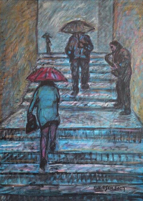 Nur Esen - Yağmur ve Müzik