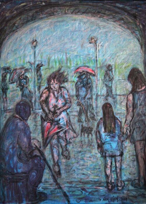 Nur Esen - Yağmurdan Kaçış