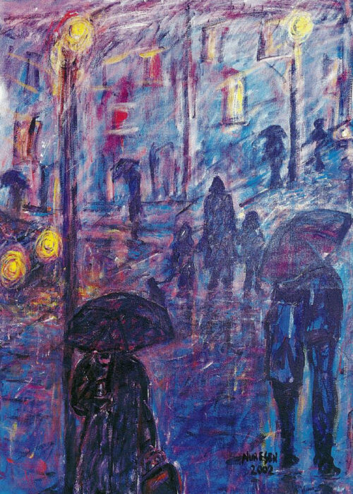 Nur Esen - Yağmurlu Bir Gece