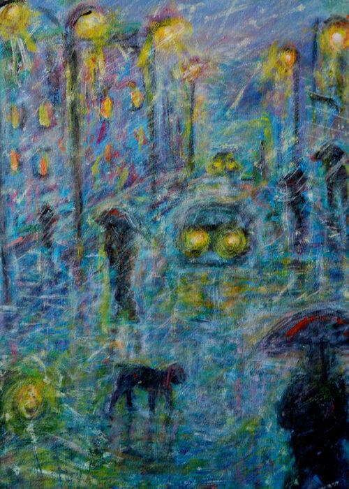 Nur Esen - Yağmurlu Gece