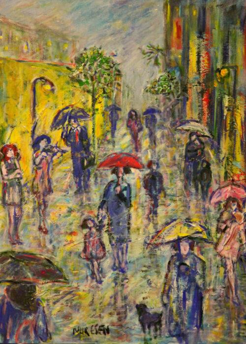 Nur Esen - Yağmurlu Sokak 1