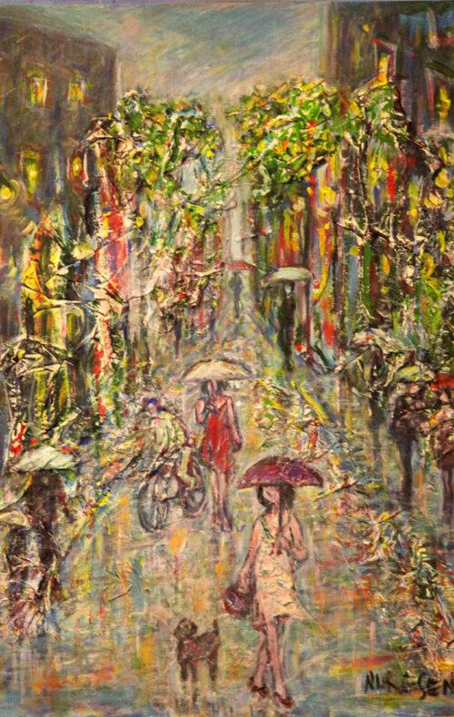 Nur Esen - Yağmurlu Sokak 2