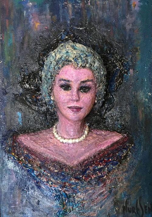 Nur Esen - İncili Kadın