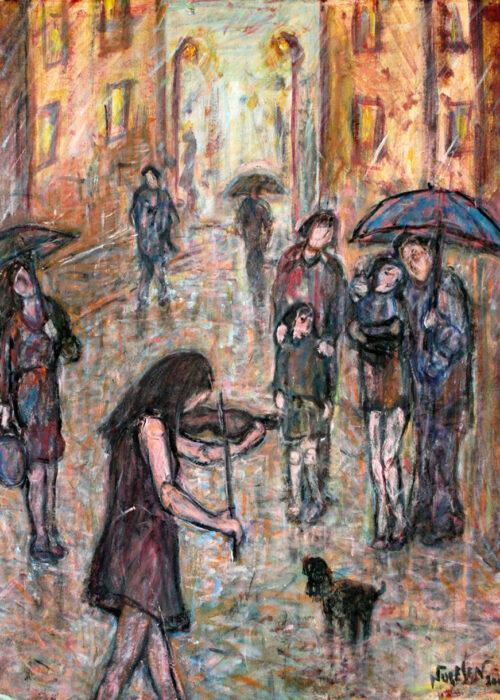Nur Esen - Yağmur ve Melodi