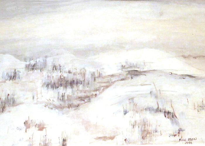 Nur Esen - Kar Manzarası