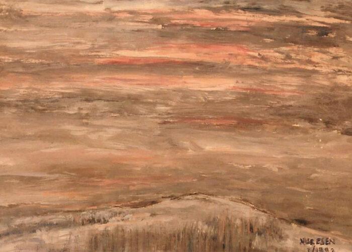 Nur Esen - Kar Manzarası-II
