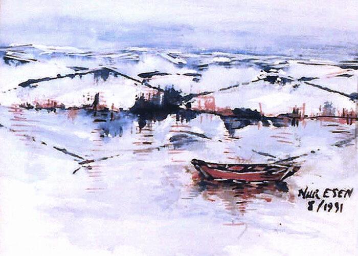 Nur Esen - Kırmızı Kayık