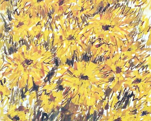 Nur Esen - Sarı Çiçekler