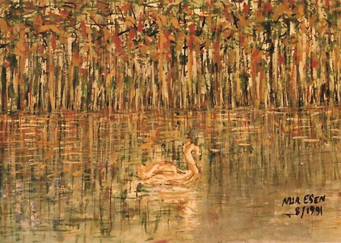 Nur Esen - Sonbahar ve Kuğu