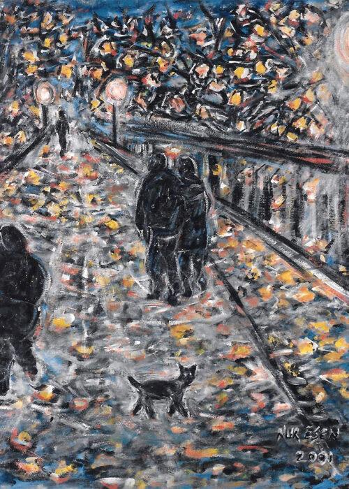 Nur Esen - Yağmur ve Kedi